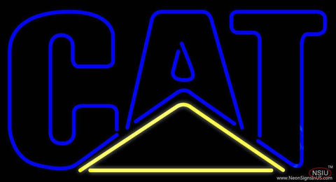 Cat Real Neon Glass Tube Neon Sign