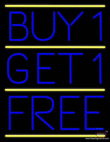 Buy Get Free Real Neon Glass Tube Neon Sign