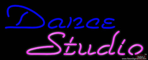 Dance Studio Real Neon Glass Tube Neon Sign