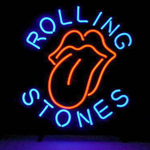Professional  Rolling Stones Neon Sign