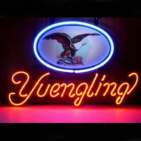 Professional  Yuengling Beer Bar Open Neon Signs