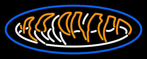 Auburn Tigers Alternate  Pres Logo NCAA Neon Sign