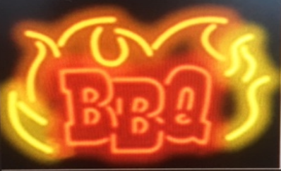 BBQ Handmade Art Neon Signs