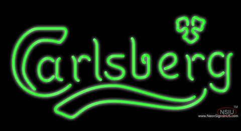 Carlsberg Neon Beer Sign