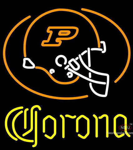 Corona Purdue University Calumet Neon Sign