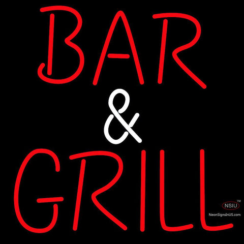 Custom Bar Grill Neon Sign