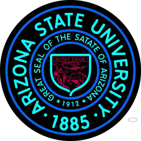 Custom Arizona State University Neon Sign