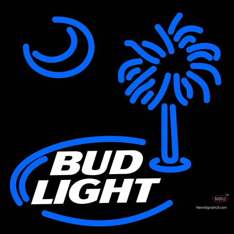 Custom Bud Light Logo Hilton Head Island Neon Sign