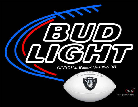 Custom Bud Light Official Beer Sponsor Neon Sign