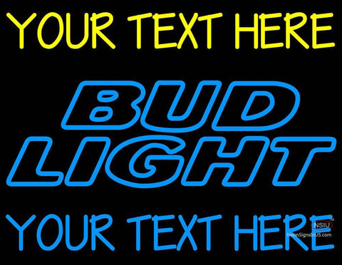 Custom Bud light Neon Beer Sign 7