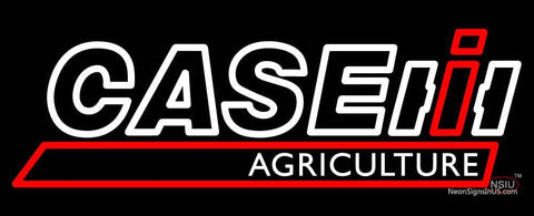Custom Case Agriculture Neon Sign