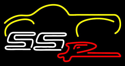 Chevy SSR Neon Sign