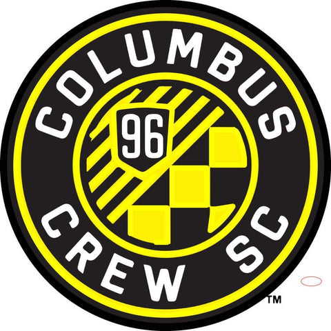 Custom Columbus Crew Logo Neon Sign