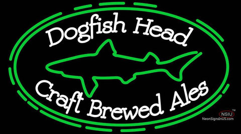 Custom Dogfish Head Beer Neon Sign