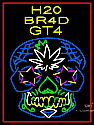 Custom H Brd Gt Neon Sign