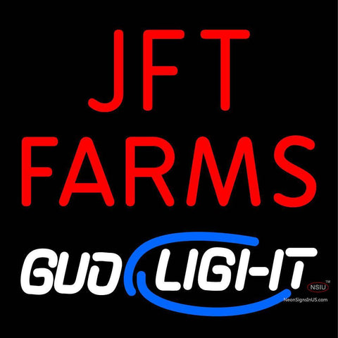 Custom Jft Farm Neon Sign