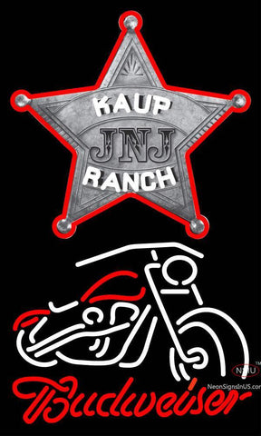 Custom Kaup Jnj Ranch Neon Sign