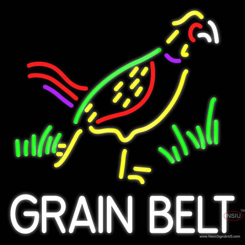 Custom Pheasant Grainbelt Neon Sign