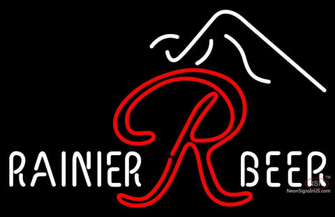 Custom Rainier Neon Sign