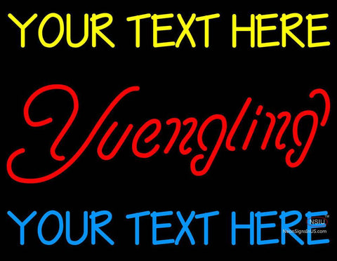Custom Yuengling Neon Beer Sign