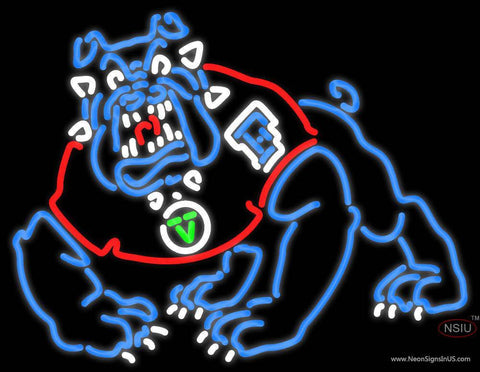 Fresno State Bulldogs Neon Sign
