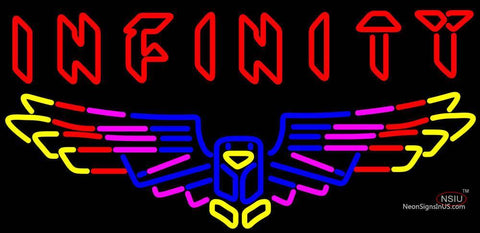 Journey Infinity Tribute Rock Band Neon Sign