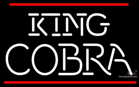 King Cobra Neon Sign