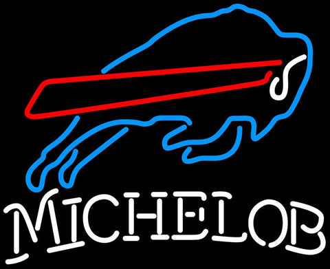 Michelob Buffalo Bills NFL Neon Sign