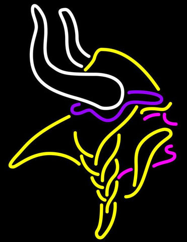 Minnesota Vikings NFL Neon Sign