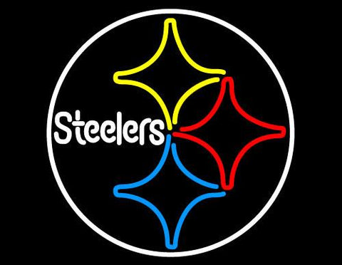 Pittsburgh Steelers NFL Neon Sign
