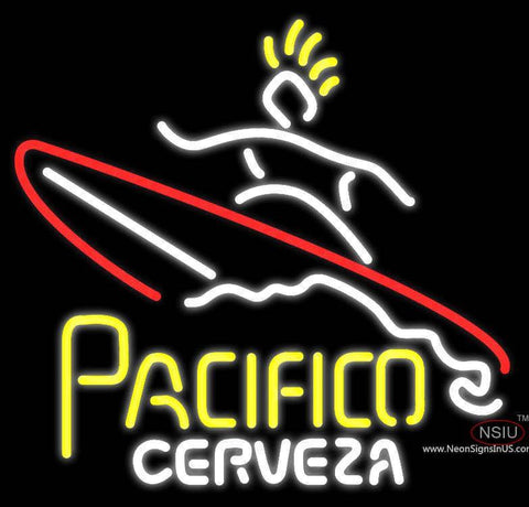 Pacifico Carveza Neon Sign x