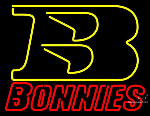 St Bonaventure Bonnies Primary   Logo Ncaa Neon Sign