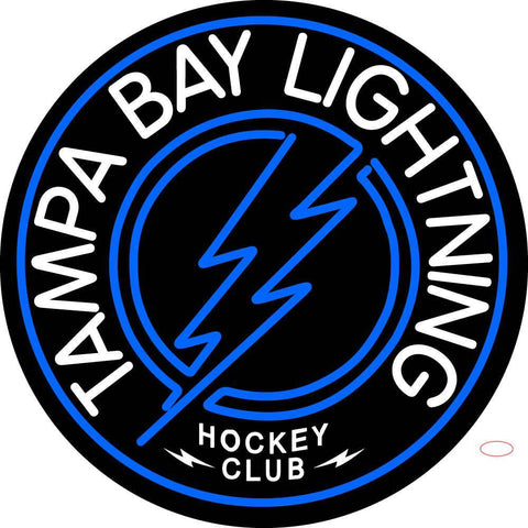 Tampa Bay Lightning  Neon Sign