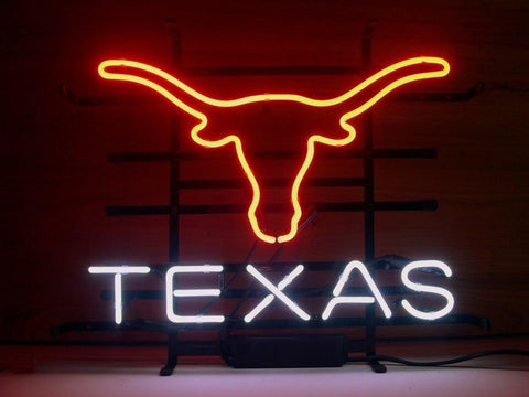 Texas Longhorns Neon Sign