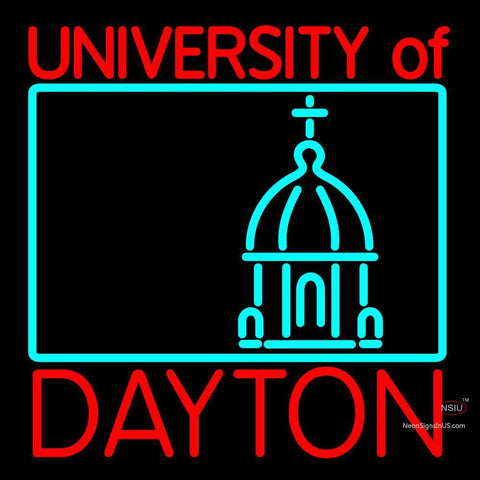 University Of Dayton Neon Sign x