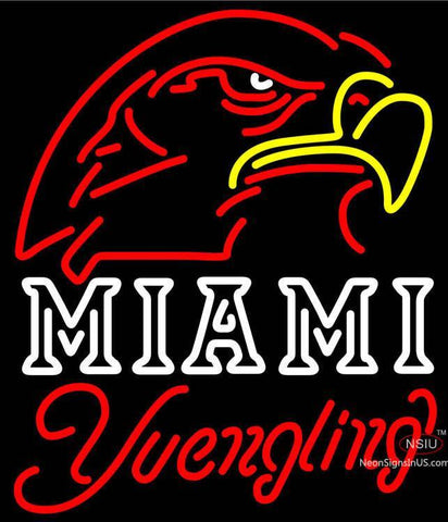 Yuengling Neon Miami UNIVERSITY Fall Session Neon Sign