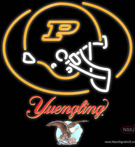 Yuengling Purdue University Calumet Neon Sign