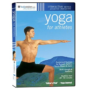 Yoga for Athletes DVD