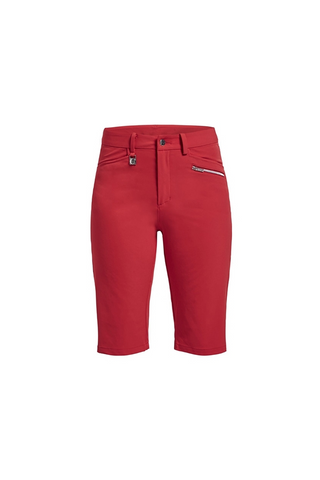 Rohnisch Comfort Stretch Bermuda Shorts - Red  - SS2018
