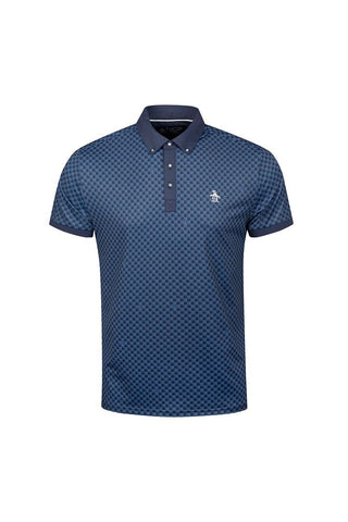 Original Penguin Polo - Blue 2019