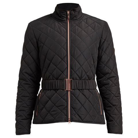 Rohnisch Padded Jacket -  Black - SS2019