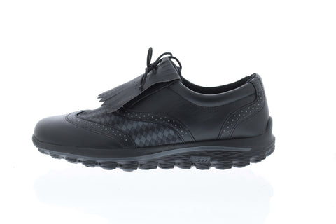 Skechers Go Golf Kiltie Shoe - Black/Grey - SS2016