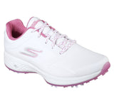 Skechers Ladies Go Golf Pro Shoe - White/Pink - SS2018