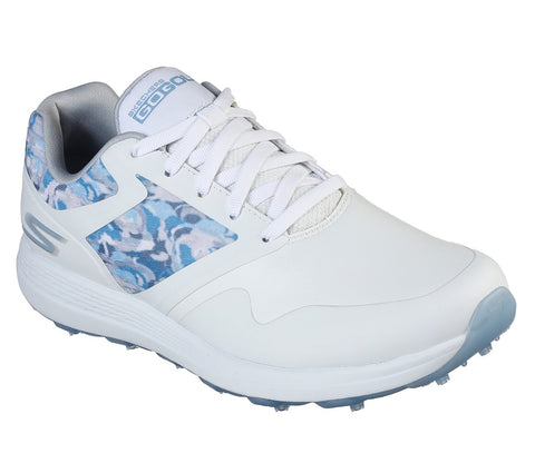 Skechers Ladies Max Draw - White/Blue - SS2018