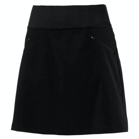 Puma Solid Knit Skort - Black