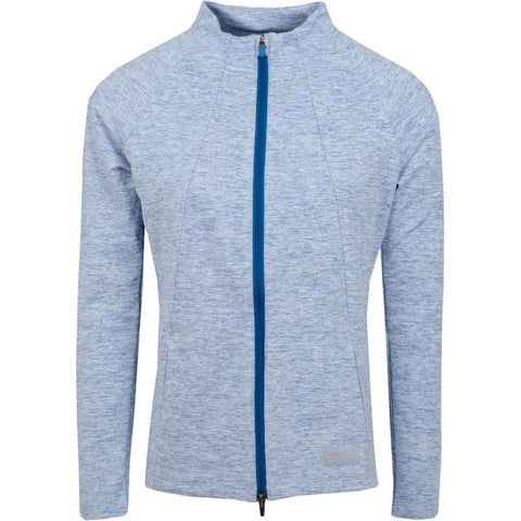 Puma Ladies Warm up Jacket - Blue