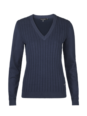 Rohnisch Hedy Sweater - Stream - AW2015