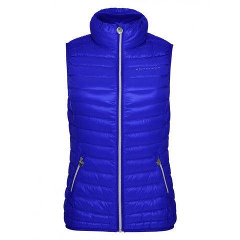 Rohnisch Light Down Vest - Blueberry - AW2015