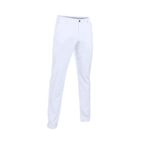 Under Armour Matchplay Taper Golf Trousers – White - SS2018