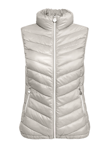 Rohnisch Light Down Vest - Sand - AW2018